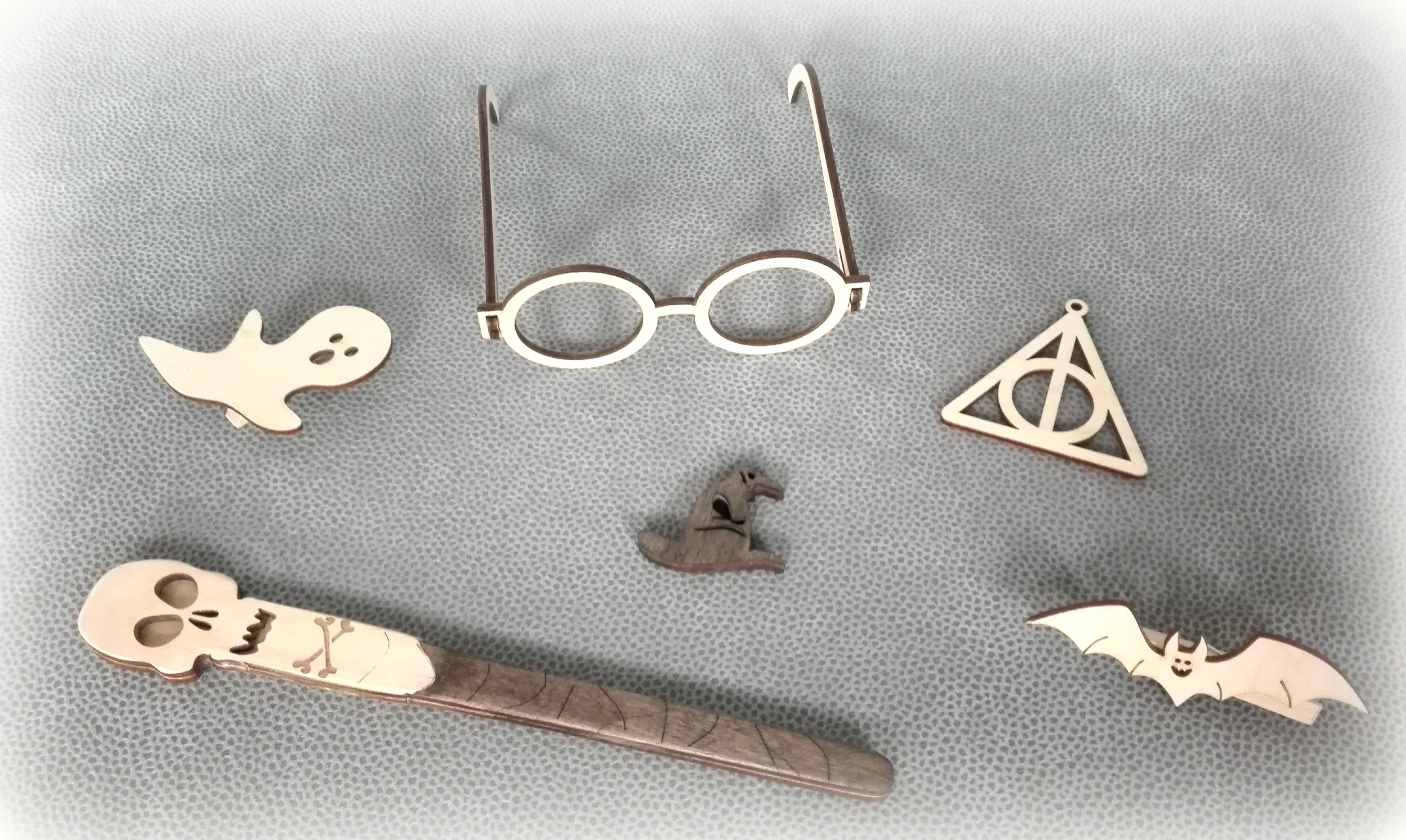 harry potter rekvizity